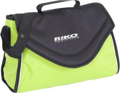 Детская универсальная коляска Riko Alpina (Lime) - сумка