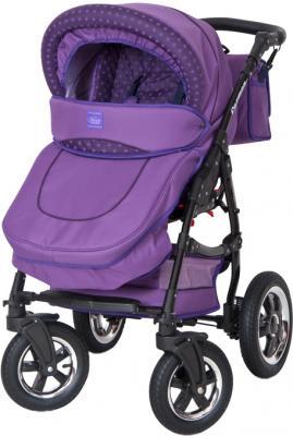 Детская универсальная коляска Riko Carmen 05 - чехол для ног