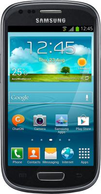 Смартфон Samsung i8190 Galaxy S III mini (8Gb) Gray (GT-I8190 TAASER) - общий вид