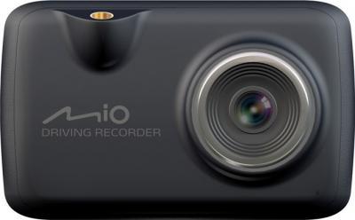 Автомобильный видеорегистратор Mio Mivue 225 - фронтальный вид