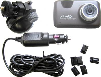 Автомобильный видеорегистратор Mio Mivue 258 - комплектация