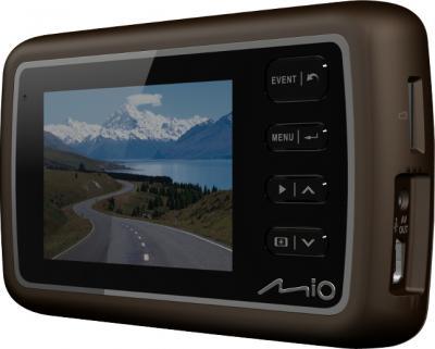 Автомобильный видеорегистратор Mio Mivue 258 - дисплей