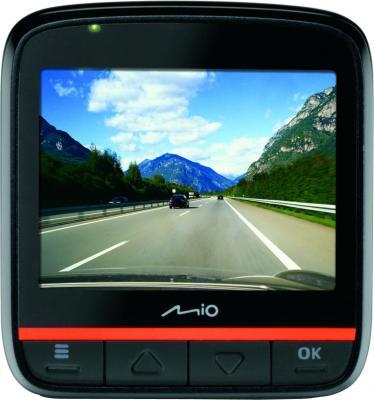 Автомобильный видеорегистратор Mio Mivue 358 - дисплей