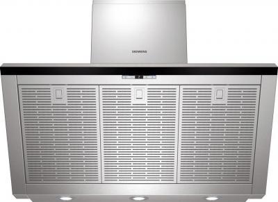 Вытяжка декоративная Siemens LC98KB540 - общий вид