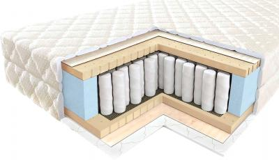 Матрас Vegas Эксклюзив 27 (150x200) - слои