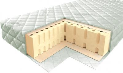 Матрас Vegas Эколатекс 6 (100x190) - слои