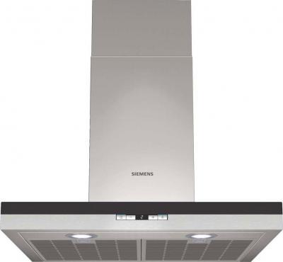 Вытяжка Т-образная Siemens LC68BB540 - общий вид
