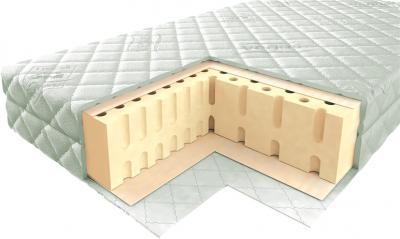 Матрас Vegas Эколатекс 6 (190x195) - слои