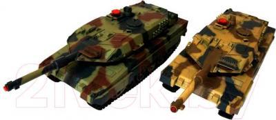 Радиоуправляемая игрушка Huan Qi Танковый бой (558) - общий вид