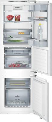 Холодильник с морозильником Siemens KI39FP60 - внутренний вид