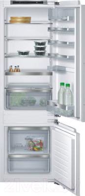 Холодильник с морозильником Siemens KI87SAF30R - общий вид