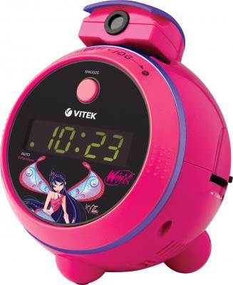 Радиочасы Vitek Winx WX-4052 - общий вид
