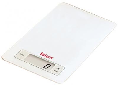 Кухонные весы Saturn ST-KS7235 (белый) - общий вид