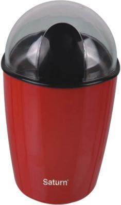 Кофемолка Saturn ST-CM0176 (красный) - общий вид