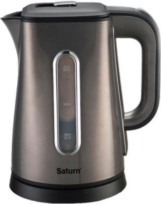 Электрочайник Saturn ST-EK8411 Graphite - вполоборота