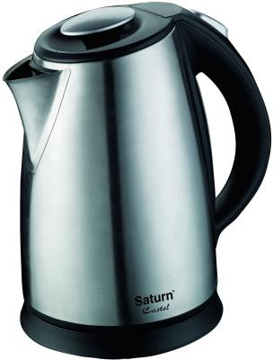 Электрочайник Saturn ST-EK8404 Black - вполоборота