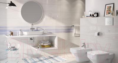 Плитка для стен ванной Opoczno Elegant Stripes Violet OP681-003-1 (750x250)