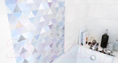 Декоративная плитка для ванной Opoczno Geometric Game Multicolour Geo OD697-001 (750x250)