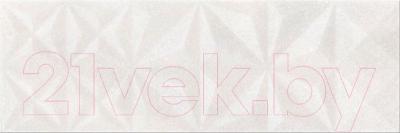 Плитка Opoczno Cloud Grey Glossy Squares Str OP680-003-1 (750x250)