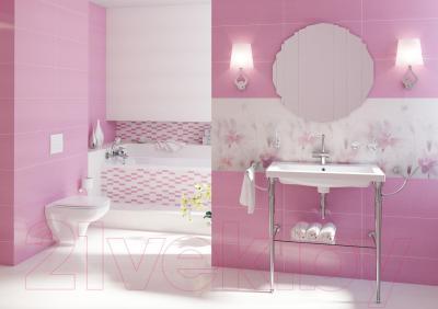 Плитка для стен ванной Opoczno Tensa/Diago Pink OP694-001-1 (600x297)
