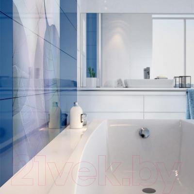 Бордюр Opoczno Vivid Colours Turquoise OD685-010 (750x30)