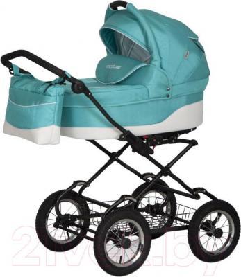 Детская универсальная коляска Riko Modus Classic 2 в 1 (11)