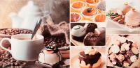 Декоративная плитка для кухни Opoczno Sweet Dreams B OD346-004 (600x297) -