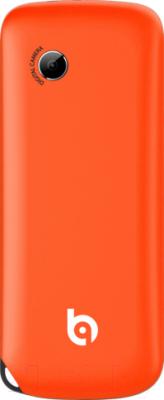 Мобильный телефон BQ Dublin BQM-1818 (оранжевый)