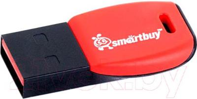 Usb flash накопитель SmartBuy Cobra 8Gb Black (SB8GBCR-K)
