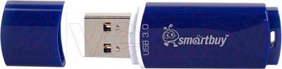 Usb flash накопитель SmartBuy Crown Blue 16GB (SB16GBCRW-Bl)