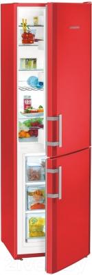 Холодильник с морозильником Liebherr CUfr 3311