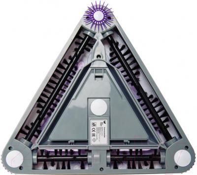 Электровеник Kitfort KT-508-3 (фиолетовый) - мусоросборник