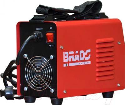 Инвертор сварочный Brado ARC-200 - вид сзади