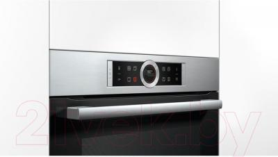 Электрический духовой шкаф Bosch HBG672BS1F