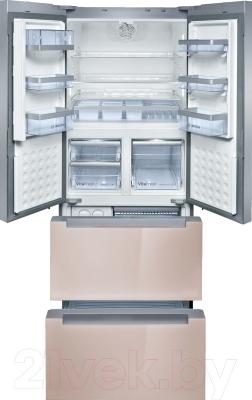 Холодильник с морозильником Bosch KMF40AO20R