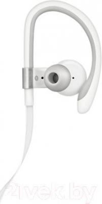 Наушники-гарнитура Beats Powerbeats 2 In Ear / MHAA2ZM/A (белый)