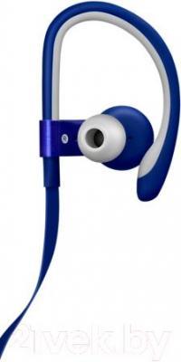 Наушники-гарнитура Beats Powerbeats 2 In Ear / MHCU2ZM/A (синий)