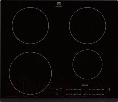 Индукционная варочная панель Electrolux EHH9654HFK