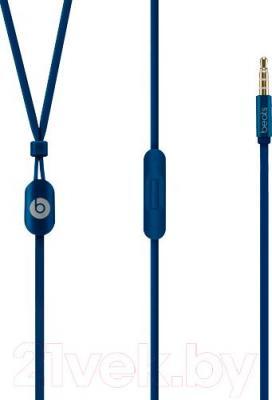 Наушники-гарнитура Beats urBeats In-Ear / MH9Q2ZM/A (синий)