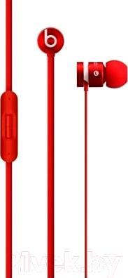 Наушники-гарнитура Beats urBeats In-Ear / MH9T2ZM/A (красный)