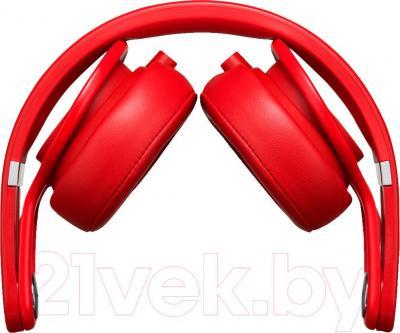 Наушники-гарнитура Beats Mixr On-Ear Headphones / MH6K2ZM/A (красный)