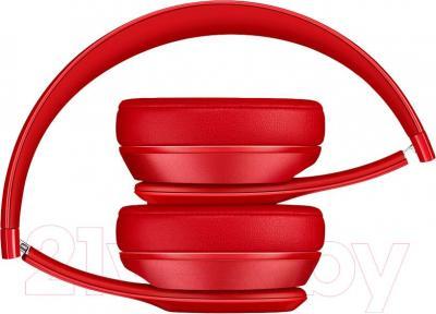 Наушники-гарнитура Beats Solo 2 Wireless Headphones / MHNJ2ZM/A (красный)