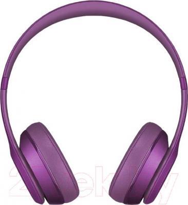 Наушники-гарнитура Beats Solo 2 On-Ear Headphones Royal Collection / MJXV2ZM/A (фиолетовый)