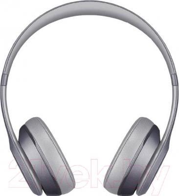 Наушники-гарнитура Beats Solo 2 On-Ear Headphones Royal Collection / MHNW2ZM/A (серый)