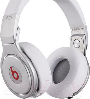 Наушники-гарнитура Beats Pro Over-Ear Headphones / MH6Q2ZM/A (белый)