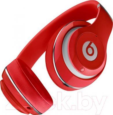 Наушники-гарнитура Beats Studio Wireless Over-Ear Headphones / MH8K2ZM/A (красный)