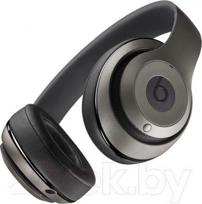 Наушники-гарнитура Beats Studio Wireless Over-Ear Headphones / MHAK2ZM/A (титановый)