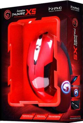 Мышь Marvo X5 - коробка