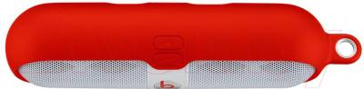Чехол для колонки Beats Pill Sleeve (красный)