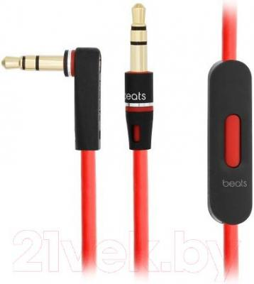 Кабель 3.5 мм Beats Cable Non-MFI / MHE92G/A (красный)